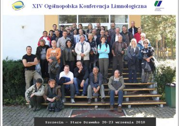 XIV Ogólnopolska Konferencja Limnologiczna – Stare Drawsko